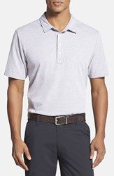 Travis Mathew Men's 'Crenshaw' Trim Fit Golf Polo