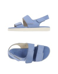 Wood Wood Woodwood Footwear Sandals Women Pastel Blue