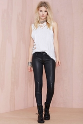 Nasty Gal Cult Of Individuality Roadside Attraction Moto Jean