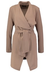 Only Onlruna Trenchcoat Desert Taupe