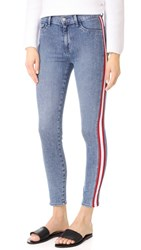 Siwy Mattie High Waist Tuxedo Skinny Jeans Blast From The East
