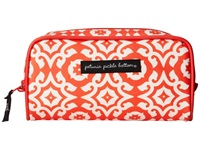 Petunia Pickle Bottom Glazed Powder Room Case Relaxing In Rimini Cosmetic Case Red