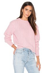Demy Lee Renee Sweater Pink