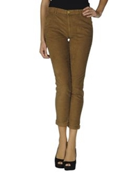 Mih Jeans Casual Pants Camel