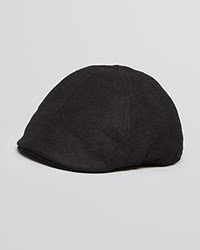 Bloomingdale's The Men's Store At Six Panel Driving Hat Black