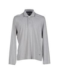 Jacob Cohen Jacob Coh N Polo Shirts Light Grey