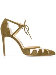 Bionda Castana 'Lana' Pumps Green