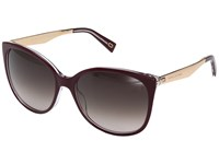 Marc Jacobs 203 S Opal Burgundy With Brown Gradient Lens