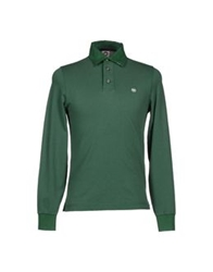 Murphy And Nye Polo Shirts Green