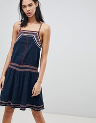 Pepe Jeans Ise Strapp Summer Dress Black