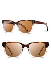 Men's Shwood 'Prescott' 52Mm Acetate And Wood Sunglasses