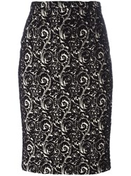 Eggs 'Monaco' Skirt Black