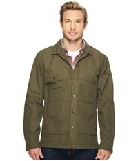 Filson Lightweight Jacket Shirt Otter Green Men's Coat