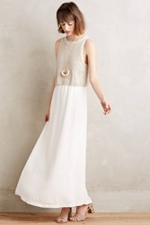 Moth Renata Maxi Dress Cream