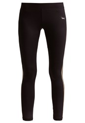 Venice Beach Aba Tights Black