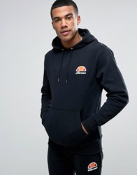 Ellesse Hoodie With Small Logo Black