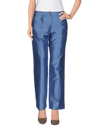 Weekend Max Mara Casual Pants Pastel Blue