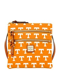 Dooney And Bourke Sports Tennesee Crossbody Bag Orange
