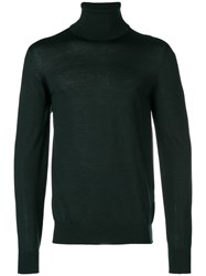 Mauro Grifoni Perfectly Fitted Sweater Black