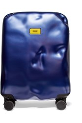 Crash Baggage Icon Carry On Hardshell Suitcase Navy