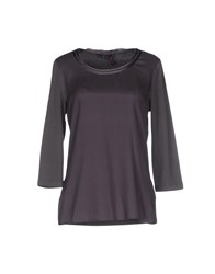 Laurel Shirts Blouses Women Grey