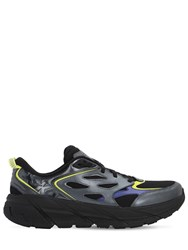 Hoka One One Opening Ceremony Clifton Running Sneaker Black