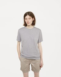 La Garconne X Save Khaki Classic Heather T Shirt