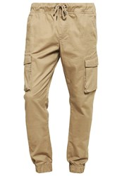 Only And Sons Onscargo Cargo Trousers Beige