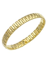 Chimento 18K Yellow Gold Armillas Collection Ridge Line Bracelet