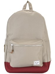 Herschel Supply Co. Contrast Backpack Nude Neutrals