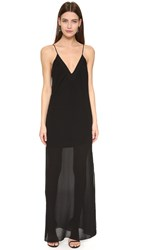 Rory Beca Jeera Gown Onyx