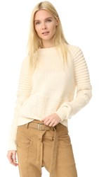 Belstaff Serena Sweater Natural White