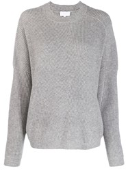 Lala Berlin Knitted Jumper Grey
