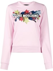 Love Moschino Star Print Sweater 60