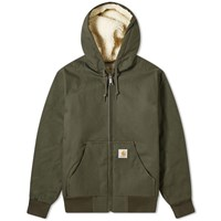 Carhartt Active Pile Jacket Green