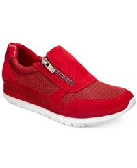 Anne Klein Wasyl Sneakers Red