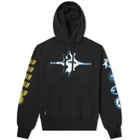Liam Hodges Decode Your Dreams Hoody Blue