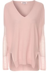 Alice And You Long Sleeved Jumper Pink