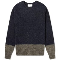 Ymc Renegade Crew Knit Grey