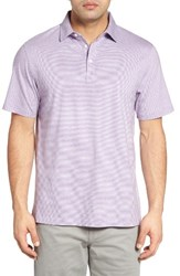 Peter Millar Men's Crown Stripe Polo
