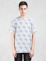 Cheap Monday Schizo Cascade T Shirt