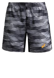 Asics Challenger Gpx Sports Shorts Performance Black