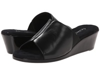 Fitzwell Nemo Black Women's Wedge Shoes