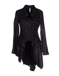 High Coats And Jackets Jackets Women Black