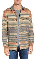 Faherty Men's Durango Shirt Jacket