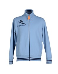 Tortuga Topwear Sweatshirts Men Sky Blue