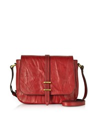 The Bridge Handbags Rimbaud Leather Medium Shoulder Bag