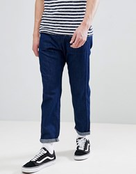 Lee Relaxed Sportspant Jeans With Draw Cord Blue
