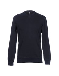 Tanomu Ask Me Sweatshirts Dark Blue