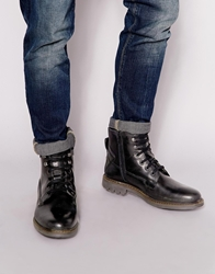 Firetrap Traffic Boot Black